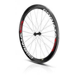 Rueda Delantera AERO 2D carbon wheel tubular