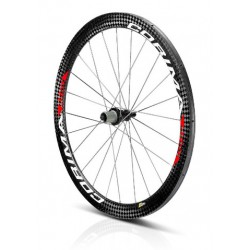 "Rueda Trasera AERO Cyclo-Cross carbon wheel 28"" 700C tubular"