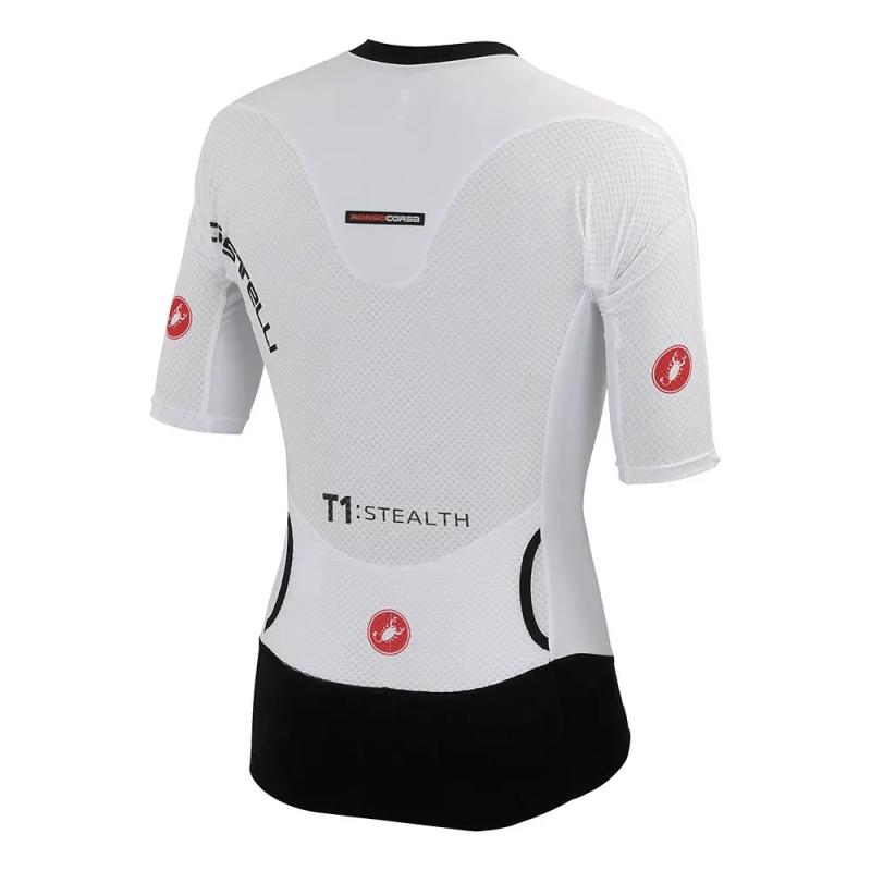 """Rueda Delantera VIVA """"S"""" carbon wheel 28"""" 700C tubular"""