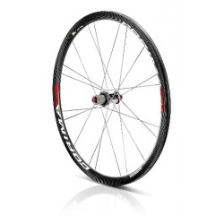 "Rueda Trasera VIVA ""S"" carbon wheel 28"" 700C tubular"
