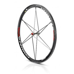 """Rueda Delantera VIVA MCC """"S"""" carbon wheel 28"""" 700C tubular"""