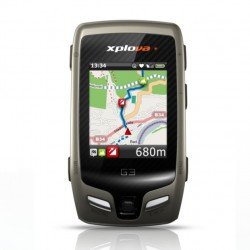 Pulsometro XPLOVA GPS Bike