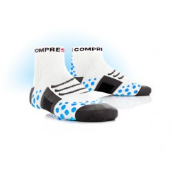 Calcetines de compresión de corte bajo Compressport - RUN Pro Racing