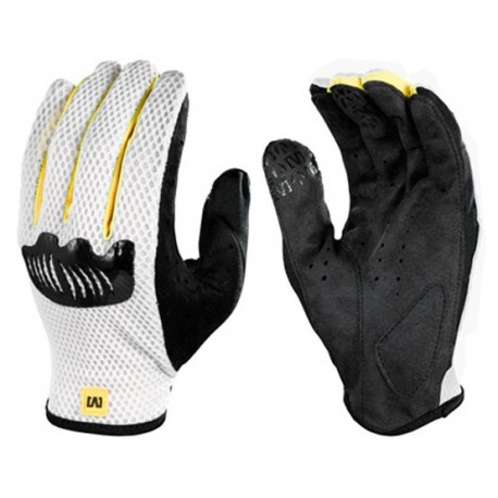 Guantes Mavic Stratos Glove White