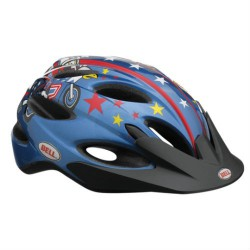 Casco Bell Buzz Azul Kid Knievel