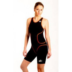 MONO TRIATHLON ZEROD OSUIT WOMAN ORANGE