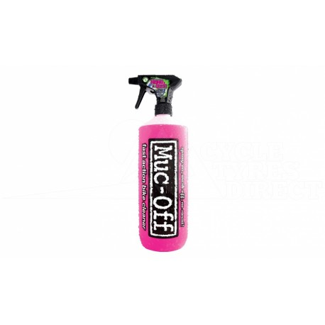 LIMPIADOR MUC-OFF FAST ACTION BIKE CLEANER