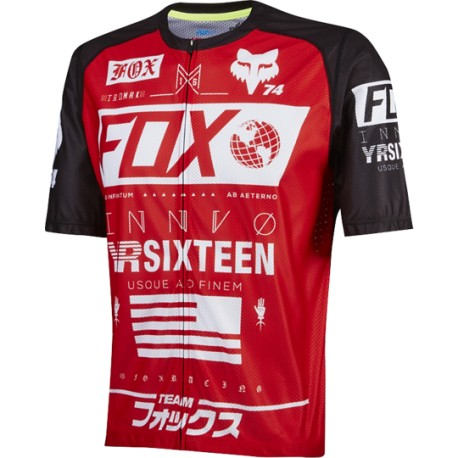 MAILLOT FOX LIVEWIRE PRO SS