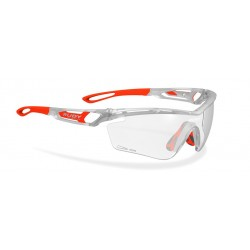 Tralyx Ice Silver Matte Impactx 2 Black Photochromic