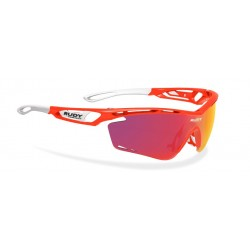 Tralyx Red Fluo Multilaser Orange