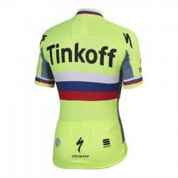 Maillot Sportful Tinkoff 2016 Russian Champ BodyFit Pro Team Jersey