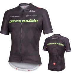 MAILLOT TEAM 2.0 CANONDALE 2016 NEGRO