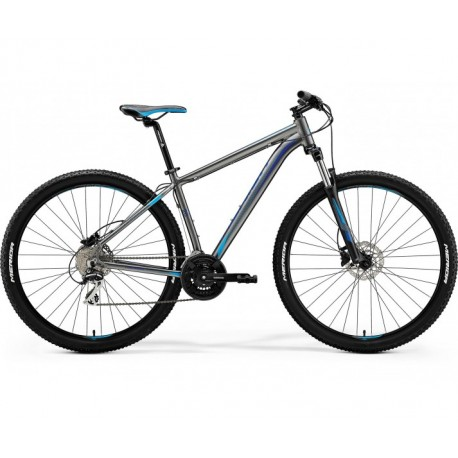 BICICLETA MERIDA BIG NINE 40 2018