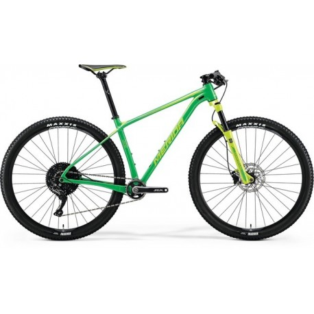 BICICLETA MERIDA BIG NINE LIMITED 2018