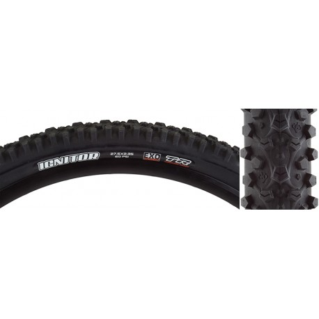 Cubierta Maxxis Ignitor 27.5x2.10 TR/EXO
