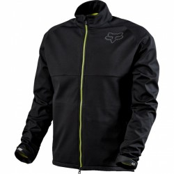 CHAQUETA FOX BIONIC LT TRAIL SOFTSHELL BLACK